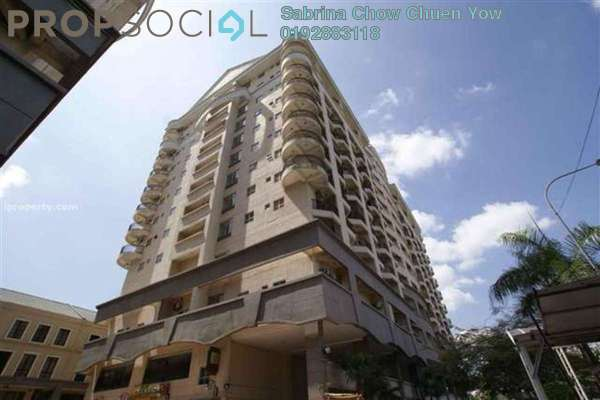 For Rent Condominium at Dorchester, Sri Hartamas Freehold Fully Furnished 0R/1B 1.4k