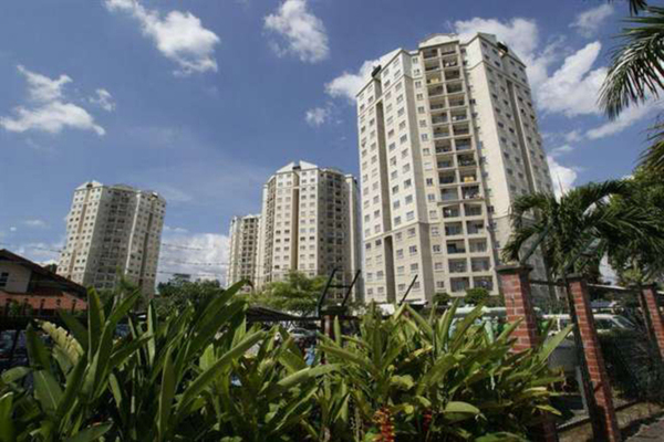 For Sale Condominium at Menara Menjalara, Bandar Menjalara Freehold Semi Furnished 3R/2B 362k
