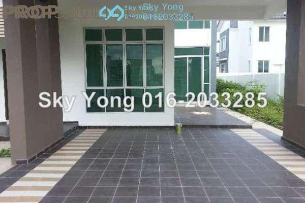 For Sale Bungalow at Taman Cenderawasih, Mambau Freehold Unfurnished 4R/3B 600k