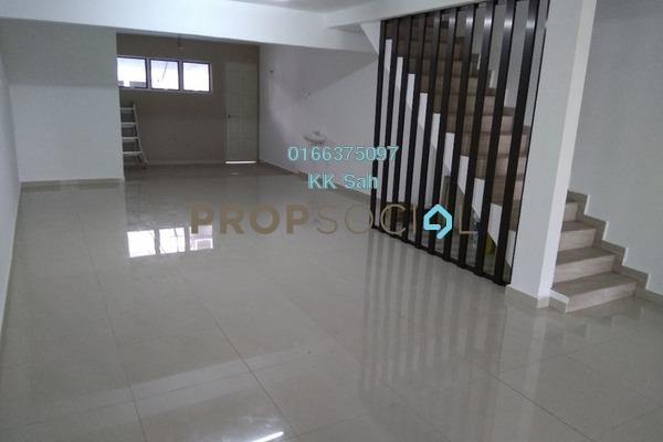 For Sale Terrace at Taman Bukit Kajang Baru, Kajang Freehold Unfurnished 3R/2B 395k
