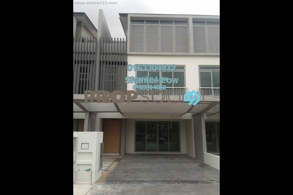 For Sale Terrace at D'Island, Puchong Freehold Unfurnished 6R/6B 1.06m
