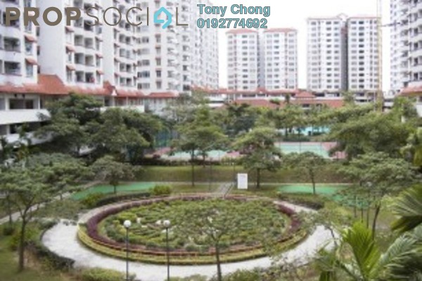 For Sale Condominium at Bukit OUG Condominium, Bukit Jalil Freehold Unfurnished 3R/2B 388k