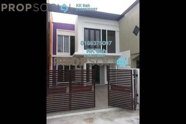 For Sale Terrace at Bandar Teknologi Kajang, Semenyih Freehold Semi Furnished 4R/3B 498k