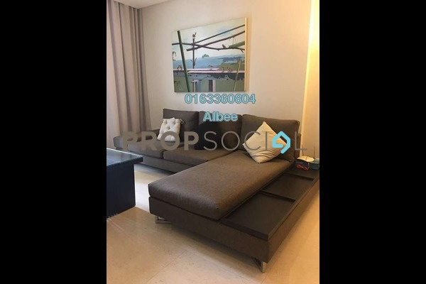 For Rent Condominium at The Capers, Sentul Freehold Fully Furnished 3R/3B 2.9k