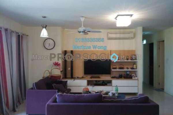 For Sale Condominium at Gembira Residen, Kuchai Lama Freehold Semi Furnished 3R/2B 938k