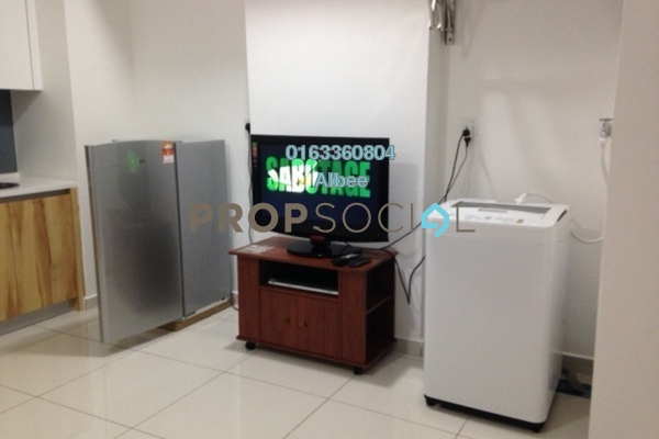 For Rent Condominium at Avenue D'Vogue, Petaling Jaya Freehold Fully Furnished 2R/1B 1.65k