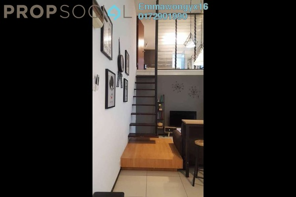 For Rent Duplex at Empire City, Damansara Perdana Freehold Fully Furnished 2R/2B 2k