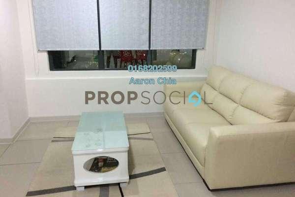 For Rent Serviced Residence at Centrestage, Petaling Jaya Freehold Fully Furnished 2R/2B 1.9k