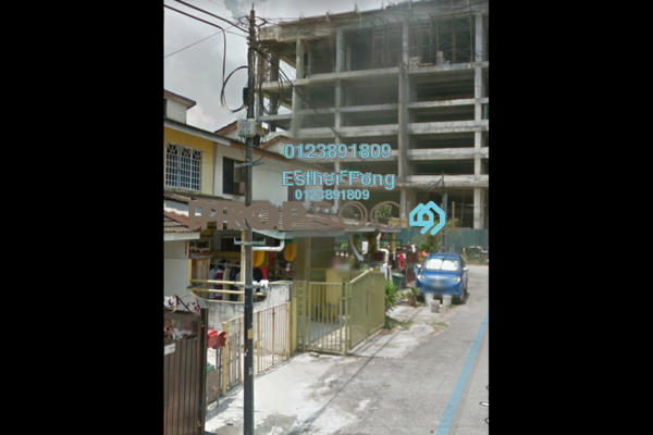 For Sale Terrace at Taman Sri Bintang, Kepong Freehold Unfurnished 2R/2B 380k