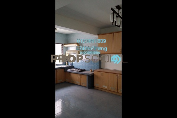 For Sale Terrace at Taman Sri Bintang, Kepong Freehold Semi Furnished 4R/3B 1.2m