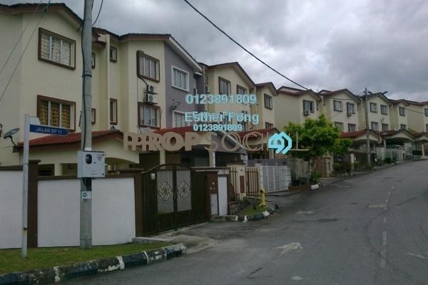 For Sale Terrace at Taman Bukit Permata, Batu Caves Freehold Semi Furnished 4R/4B 560k