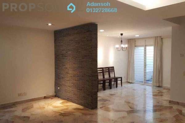 For Sale Terrace at Taman Menjalara, Bandar Menjalara Freehold Semi Furnished 4R/3B 1.25m