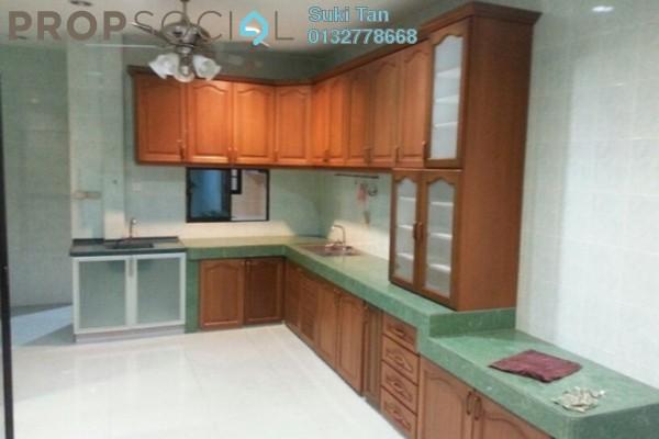 For Rent Terrace at Taman Bukit Maluri, Kepong Freehold Semi Furnished 4R/3B 2k