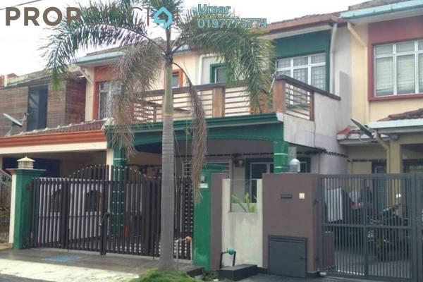 For Sale Terrace at Taman Lestari Putra, Bandar Putra Permai Freehold Semi Furnished 4R/3B 460k