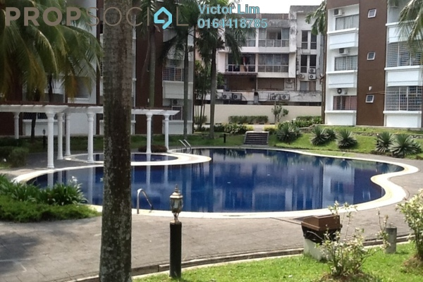 For Sale Apartment at My Place, Subang Jaya Freehold Fully Furnished 6R/2B 580k