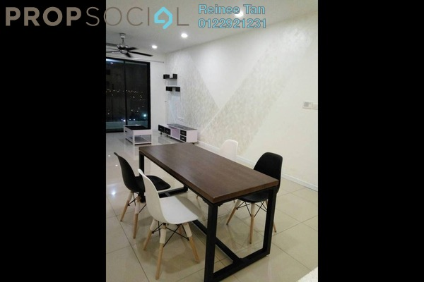 For Rent Condominium at Paragon 3, Bandar Putra Permai Freehold Fully Furnished 3R/2B 2.2k