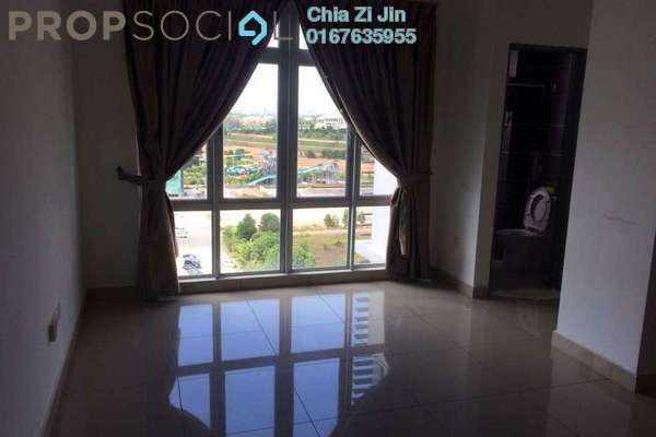 For Rent Serviced Residence at Manhattan @ Austin Heights, Tebrau Freehold Semi Furnished 1R/1B 1.2k