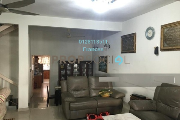 For Sale Terrace at Rahim Kajai, TTDI Freehold Semi Furnished 4R/3B 1.6m