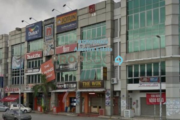 For Rent Shop at Puteri 4, Bandar Puteri Puchong Freehold Semi Furnished 0R/2B 4k