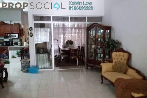 For Sale Terrace at Setia Indah, Setia Alam Freehold Semi Furnished 4R/4B 860k