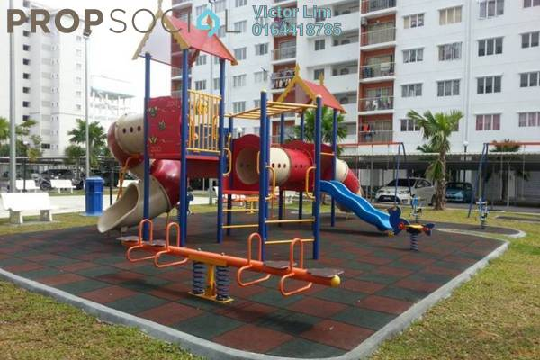 For Sale Condominium at Suria Permai, Bandar Putra Permai Freehold Unfurnished 3R/2B 280k