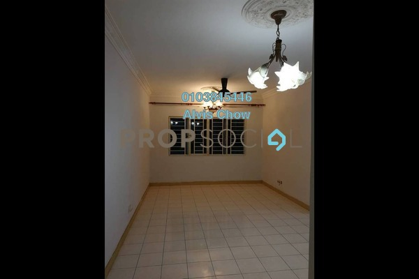 For Rent Condominium at Cengal Condominium, Bandar Sri Permaisuri Freehold Semi Furnished 3R/2B 1.5k