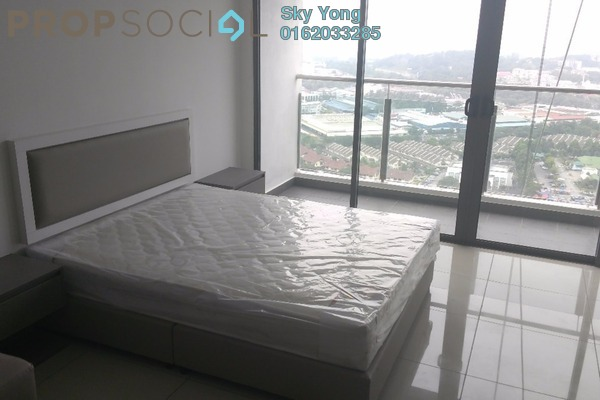 For Sale SoHo/Studio at EVO Soho Suites, Bandar Baru Bangi Freehold Fully Furnished 1R/1B 320k
