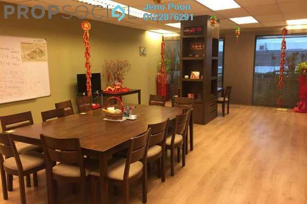 For Rent Office at Taman Esplanad, Bukit Jalil Freehold Fully Furnished 2R/2B 2k