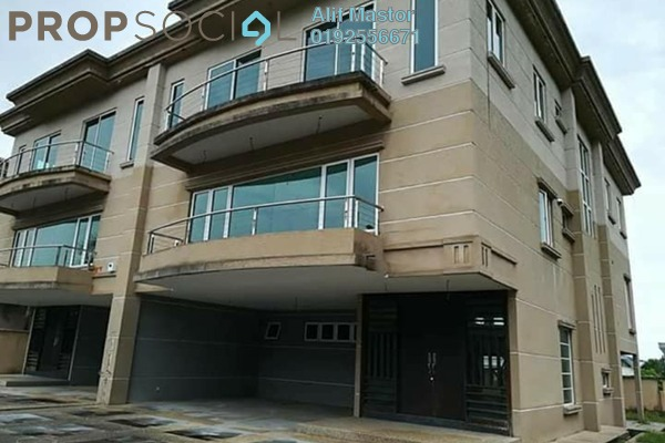 For Sale Semi-Detached at Kemensah Mewah, Kemensah Freehold Unfurnished 6R/7B 1.8m
