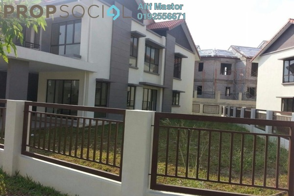 For Sale Terrace at Canting, Alam Impian Freehold Unfurnished 5R/5B 1.5m