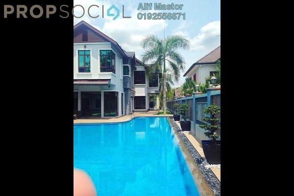 For Sale Bungalow at Bangi Golf Resort, Bandar Baru Bangi Freehold Fully Furnished 7R/6B 3.9m