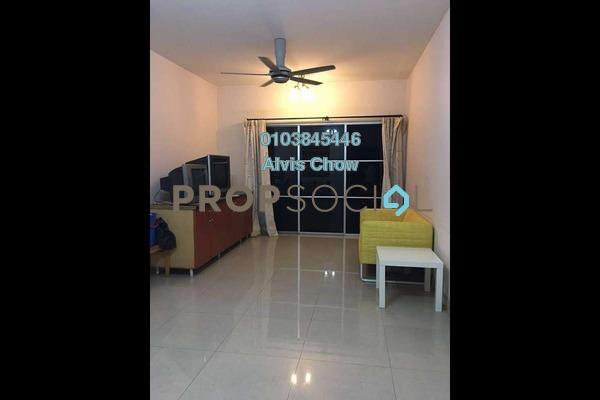For Sale Condominium at Cengal Condominium, Bandar Sri Permaisuri Freehold Semi Furnished 3R/2B 430k