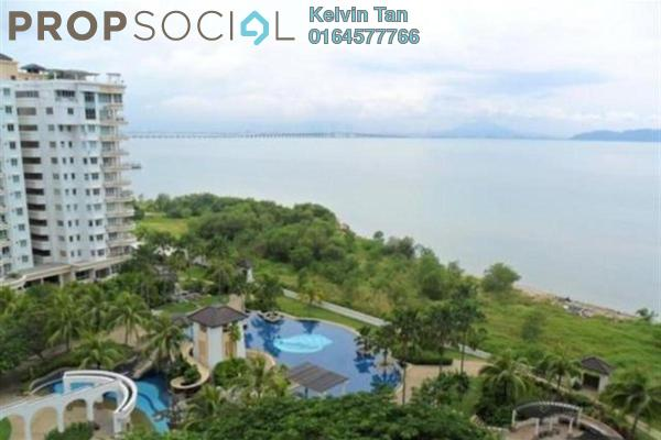 For Rent Condominium at Gold Coast, Bayan Indah Freehold Fully Furnished 3R/2B 3.2k