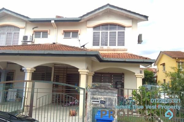 For Sale Terrace at Taman Puteri Subang, Subang Freehold Unfurnished 4R/3B 600k