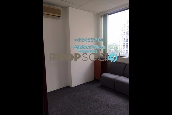 For Rent Office at Plaza Mont Kiara, Mont Kiara Freehold Semi Furnished 3R/0B 4k
