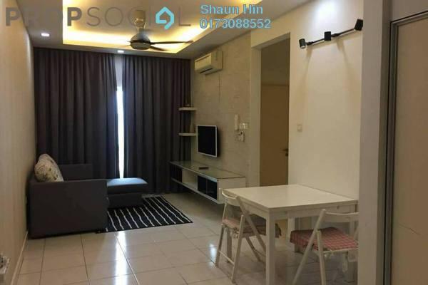 For Sale Condominium at Metropolitan Square, Damansara Perdana Freehold Fully Furnished 2R/2B 530k