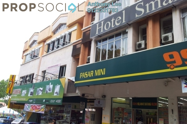 For Rent Shop at Wangsa Metroview, Wangsa Maju Freehold Unfurnished 0R/2B 1.9k