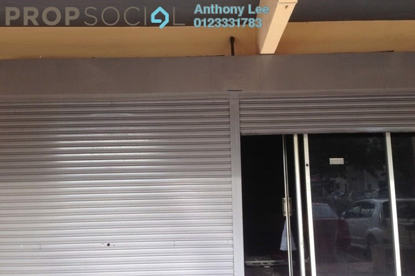 For Rent Shop at Taman Pusat Kepong, Kepong Freehold Unfurnished 0R/2B 3.9k