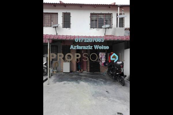 For Sale Terrace at Taman Kantan Permai, Kajang Freehold Unfurnished 3R/1B 270k