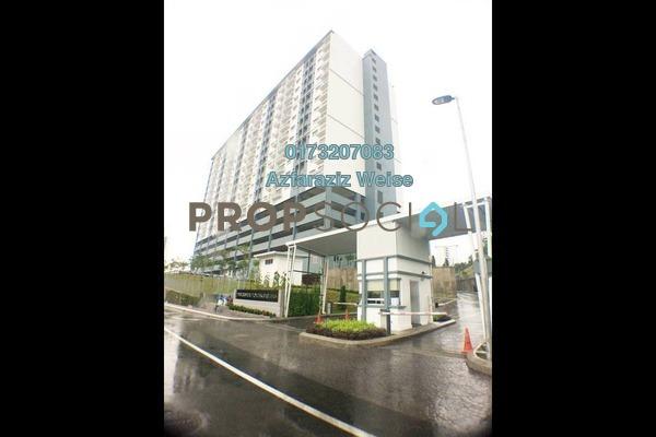 For Sale Apartment at Puncak Saujana Apartment, Kajang Freehold Semi Furnished 3R/2B 330k