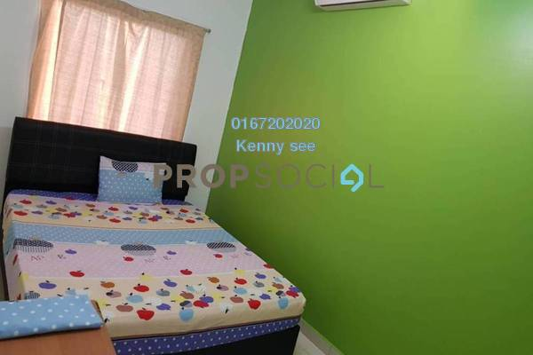 For Rent Condominium at Endah Regal, Sri Petaling Freehold Fully Furnished 3R/2B 1.9k