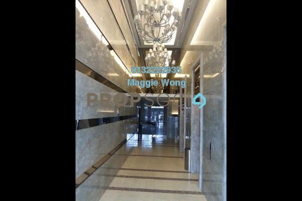 For Rent Condominium at Chelsea, Sri Hartamas Freehold Fully Furnished 0R/1B 2.1k