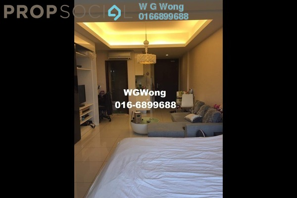 For Sale Serviced Residence at Carlton, Sri Hartamas Freehold Fully Furnished 1R/1B 539k