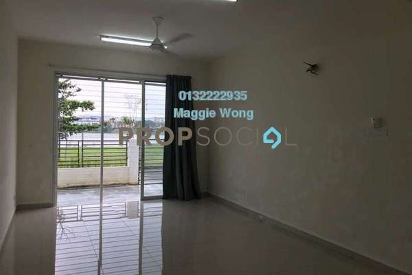 For Rent Terrace at Summer Homes, Puchong Freehold Semi Furnished 3R/3B 1.7k