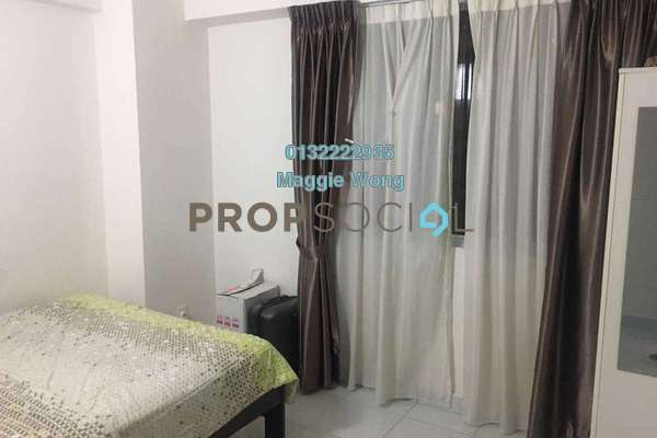 For Rent Condominium at Main Place Residence, UEP Subang Jaya Freehold Fully Furnished 2R/1B 1.8k