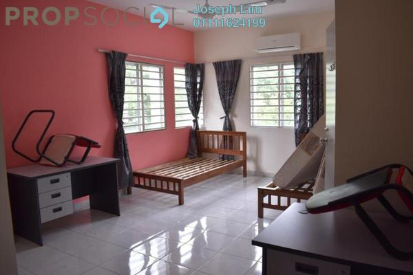 For Rent Semi-Detached at Taman Tasik Semenyih, Semenyih Freehold Fully Furnished 4R/3B 1.7k