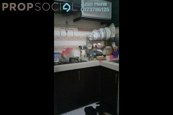 For Rent Condominium at Sentul Utama Condominium, Sentul Freehold Fully Furnished 3R/2B 1.4k