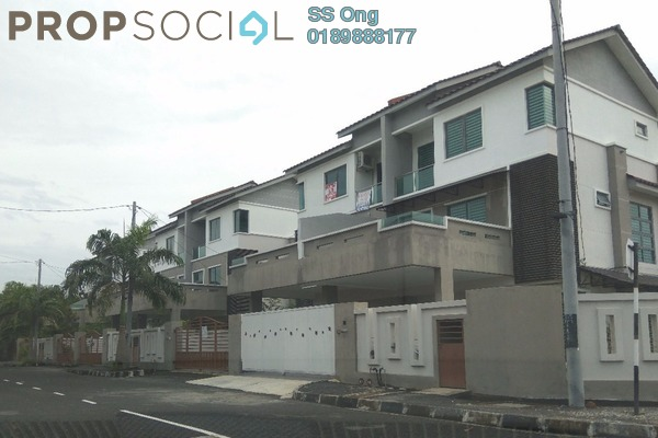 For Sale Semi-Detached at Taman Kerjasama, Bukit Mertajam Freehold Unfurnished 5R/5B 800k