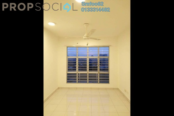 For Rent Apartment at Melur Apartment, Sentul Freehold Semi Furnished 3R/2B 1.6k