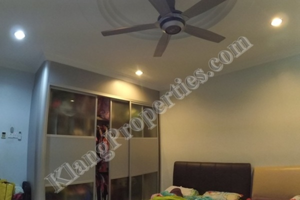 For Sale Link at Bandar Bukit Tinggi 2, Klang Freehold Fully Furnished 4R/4B 788k